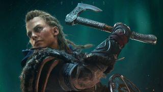Assassin's Creed female Eivor
