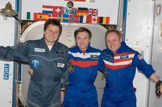 Billionaire Space Tourist to Land Wednesday