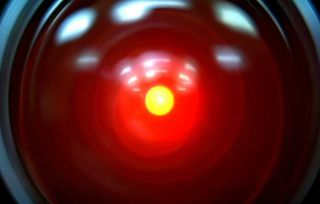 HAL 9000 Space Odyssey