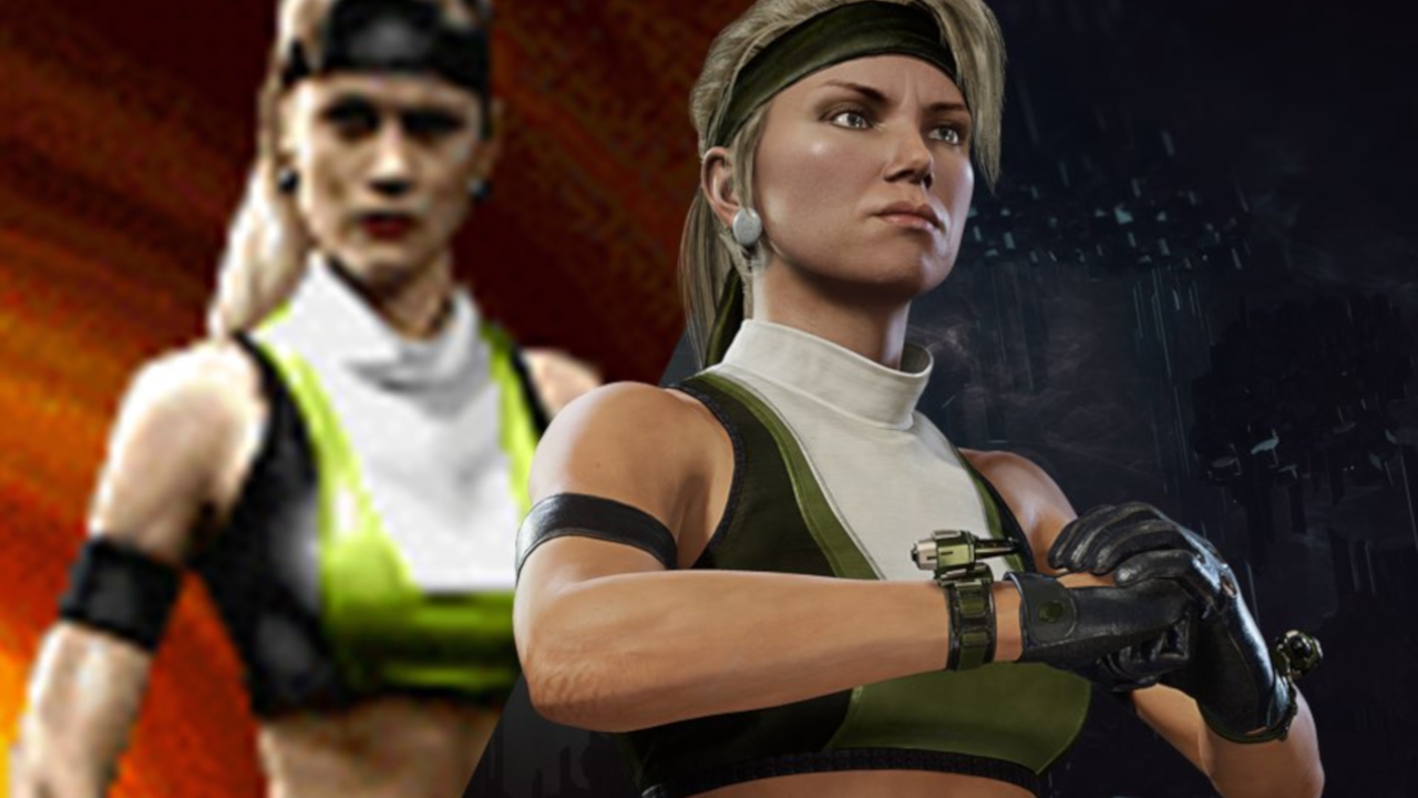 Mortal Kombat 11 S Sonya Is Getting A Throwback Outfit Today