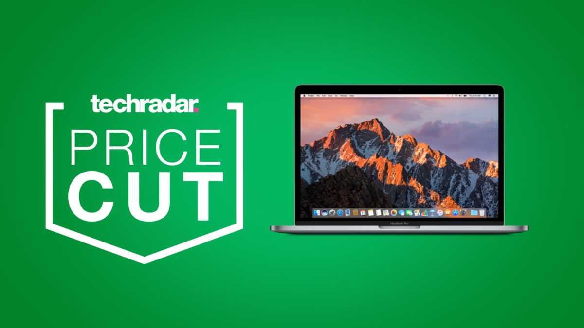 This MacBook Pro deal offers terrific value in the Boxing Day sales - TechRadar