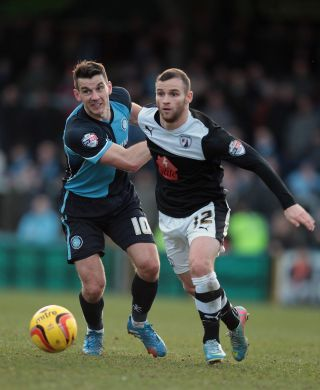 Soccer – Sky Bet League Two – Wycombe Wanderers v Chesterfield – Adams Park