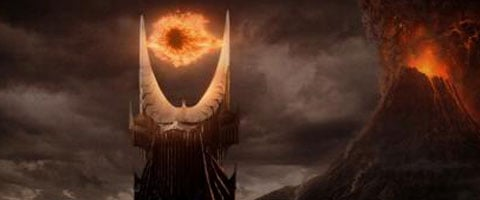 Lord Of The Rings Eye On Sauron