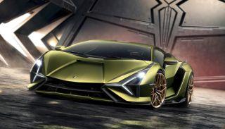 Lamborghini electric car release date