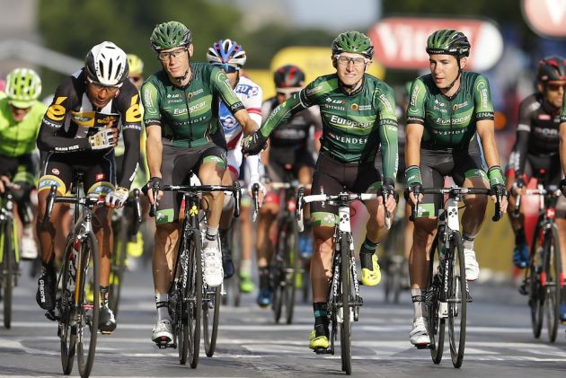 Europcar Boss Announces Name Of New Title Sponsor Cycling Weekly