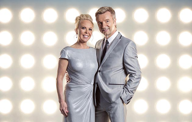 Torvill and Dean on Dancing on Ice final: 'It's anybody's to win!'