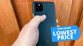 Pixel 4a 5G Black Friday deal