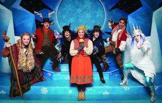 With more sparkle and glitter than a tree covered in fairy lights, Team CBeebies' annual Christmas show is always a highlight of the festive schedule for the young, and young at heart.