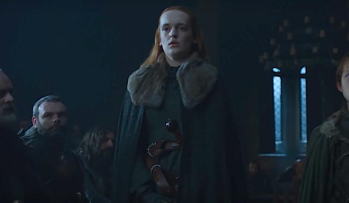 Game of Thrones Alys Karstark Megan Parkinson HBO