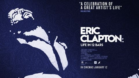 Cover art for Eric Clapton: Life In 12 Bars by Lili Fini Zanuck