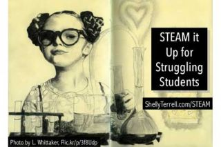 STEAM It Up for Struggling Students! 15+ Resources