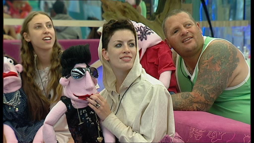 Big Brother becomes housemates' puppet master