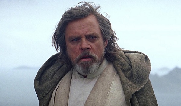 Star Wars: The Force Awakens Luke Skywalker