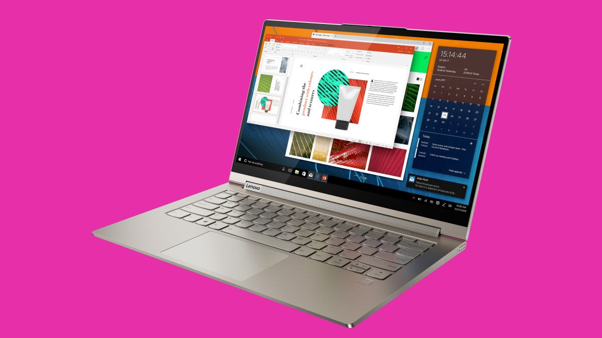 Lenovo's new Yoga laptops pack in punchier hardware and brighter screens
