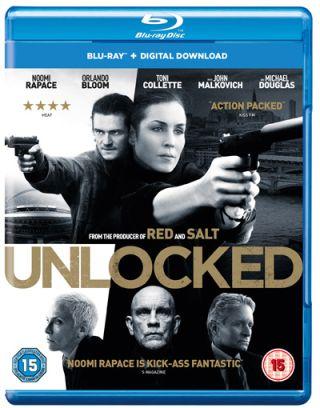 Unlocked _Noomi Rapace Blu-ray packshot