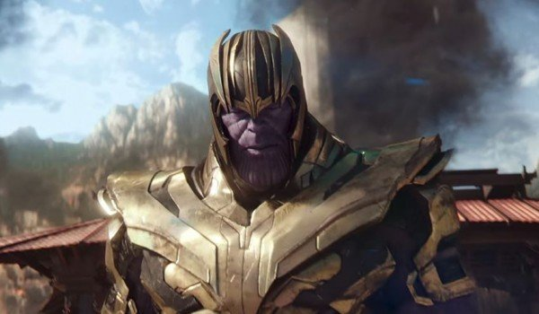 Thanos Avengers Infinity War Marvel