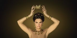 Will Domina Season 2 see more of Kasia Smutniak as Livia?