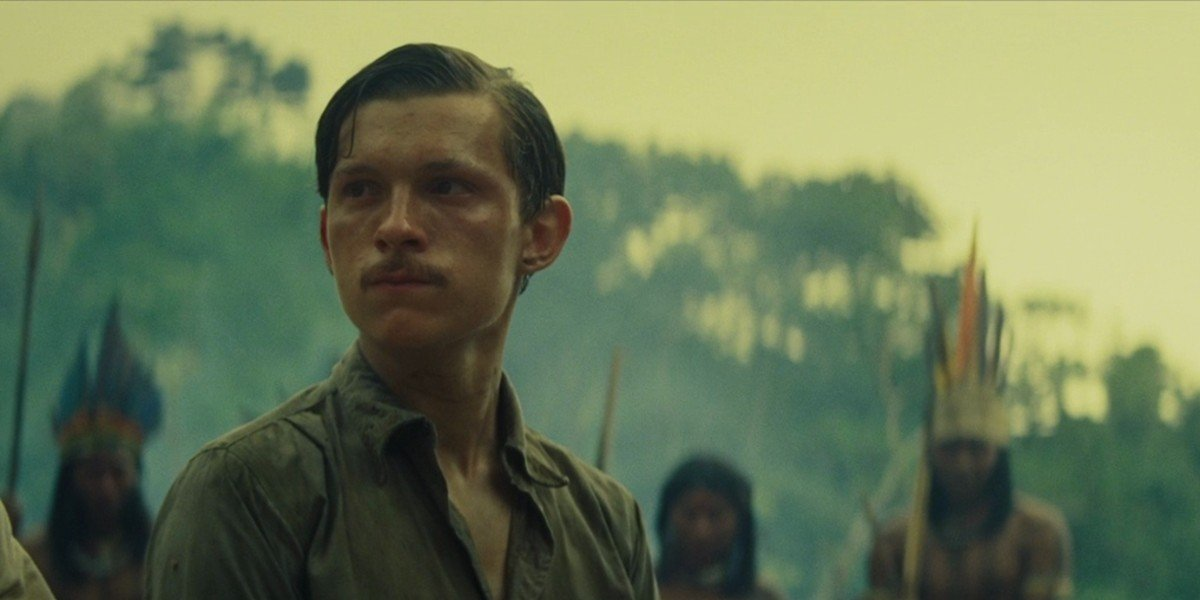 Tom Holland in The Lost City of Z