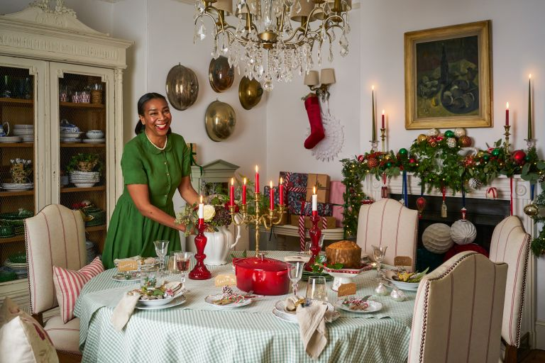 Paula Sutton Hill House Vintage Christmas decorating tips