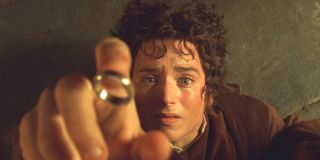 Elijah Wood in The Fellowship of the Ring