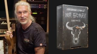 George Lynch (left) has teamed up with Two Notes Audio Engineering for a new cab sim collection