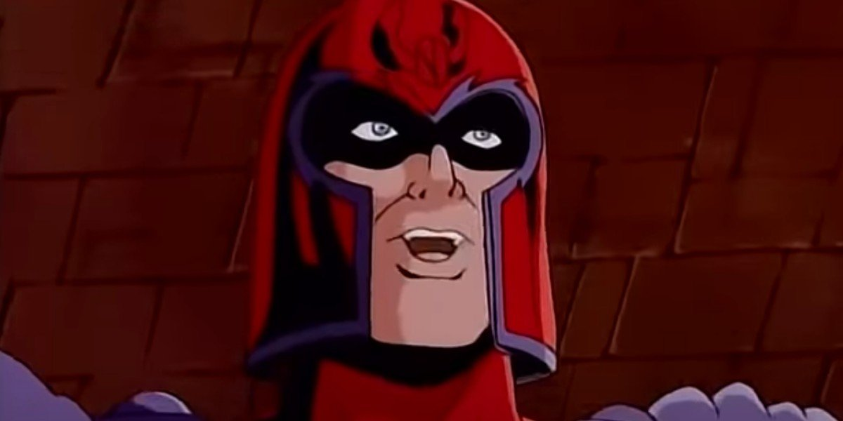 Magneto on X-Men: The Animated Series