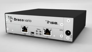 IHSE USA introduced Draco compact ultra, a new, prepackaged KVM matrix solution for HDMI 2.0.