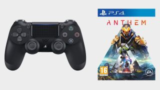 Get Anthem for free on PS4 or Xbox One when you buy a PS4 or Xbox One controller today