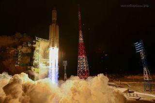 Angara-A5 Launches
