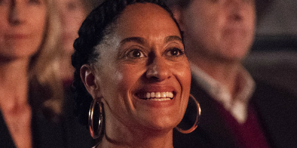Bblack-ish Tracee actress Ellis Ross playing Rainbow (Bow) Johnson on ABC