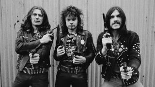 Motorhead: one of the bands who built heavy metal
