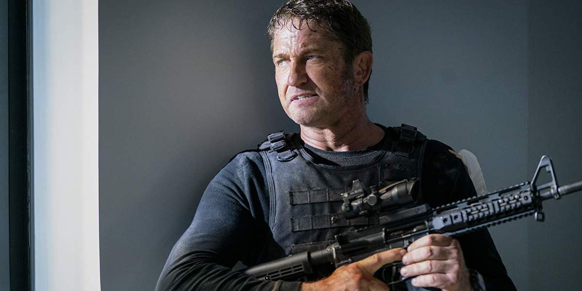 Why Angel Has Fallen Reminds Gerard Butler Of A Bourne Movie