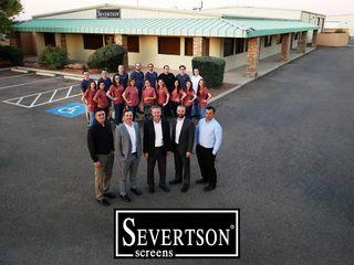 Severtson Screens' new headquarters