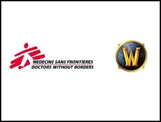 WoW y Médicos sin Fronteras