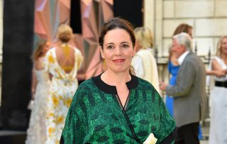 The Crown release first-look image of Olivia Colman as the Queen