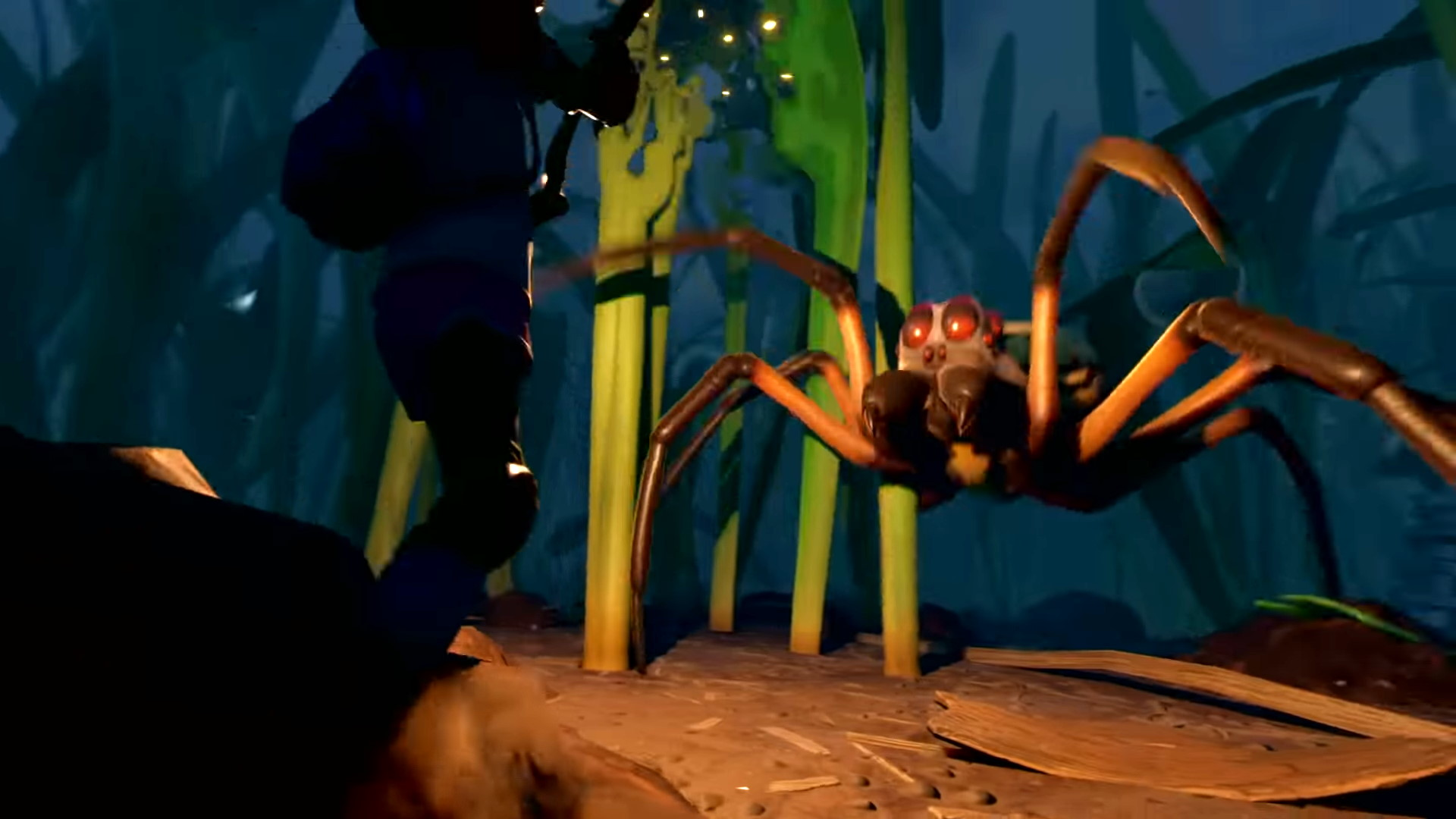 Grounded Will Have An Arachnophobia Mode For Players Who Can T Stand Spiders Gamesradar
