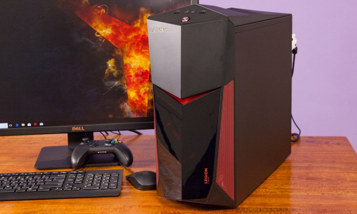 Lenovo Legion Y520 Tower Review: Upgrade-Friendly Gaming
