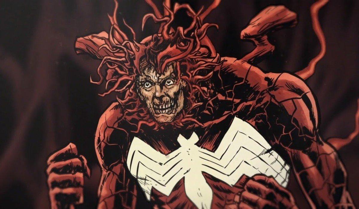 Carnage looking insane Marvel Comics