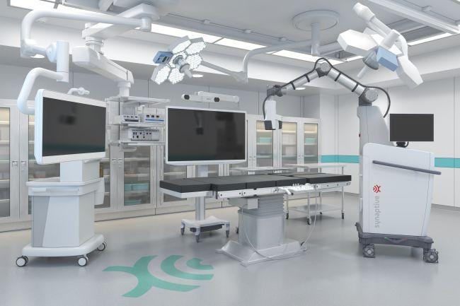 فضا-هوافضا-جراحی در فضا-فضانوردان-سازمانهای فضایی-فضانوردان آینده باید جراحی را در فضا با کمک روباتهای پزشکی انجام دهند
