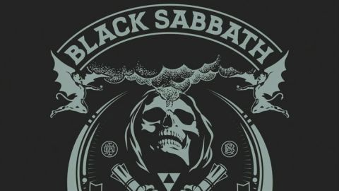 Cover art for Black Sabbath - The Ten Year War album