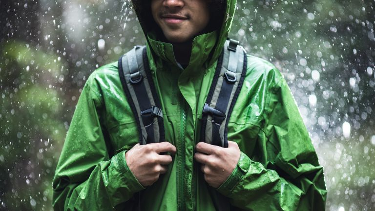 How to clean and care for a waterproof jacket