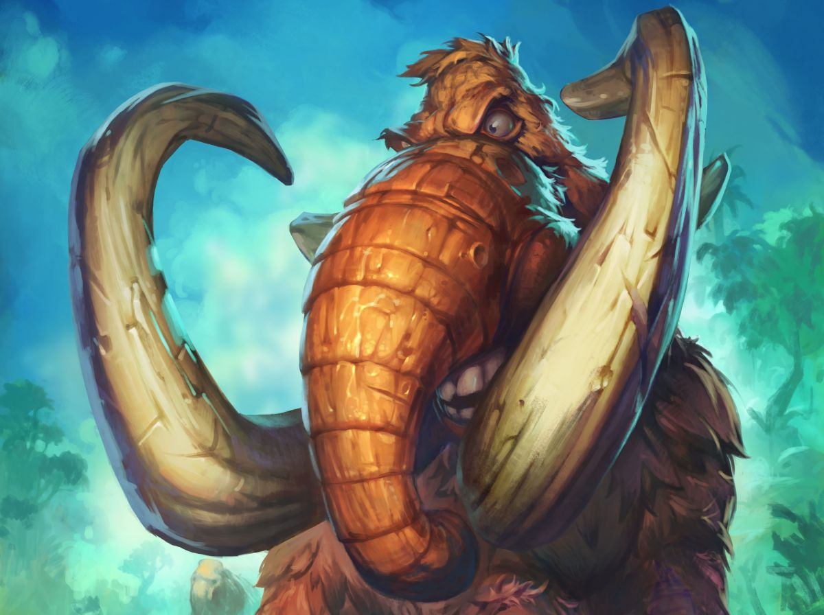 Ben Brode on Hearthstone's Year of the Mammoth: 'This was our best year'
