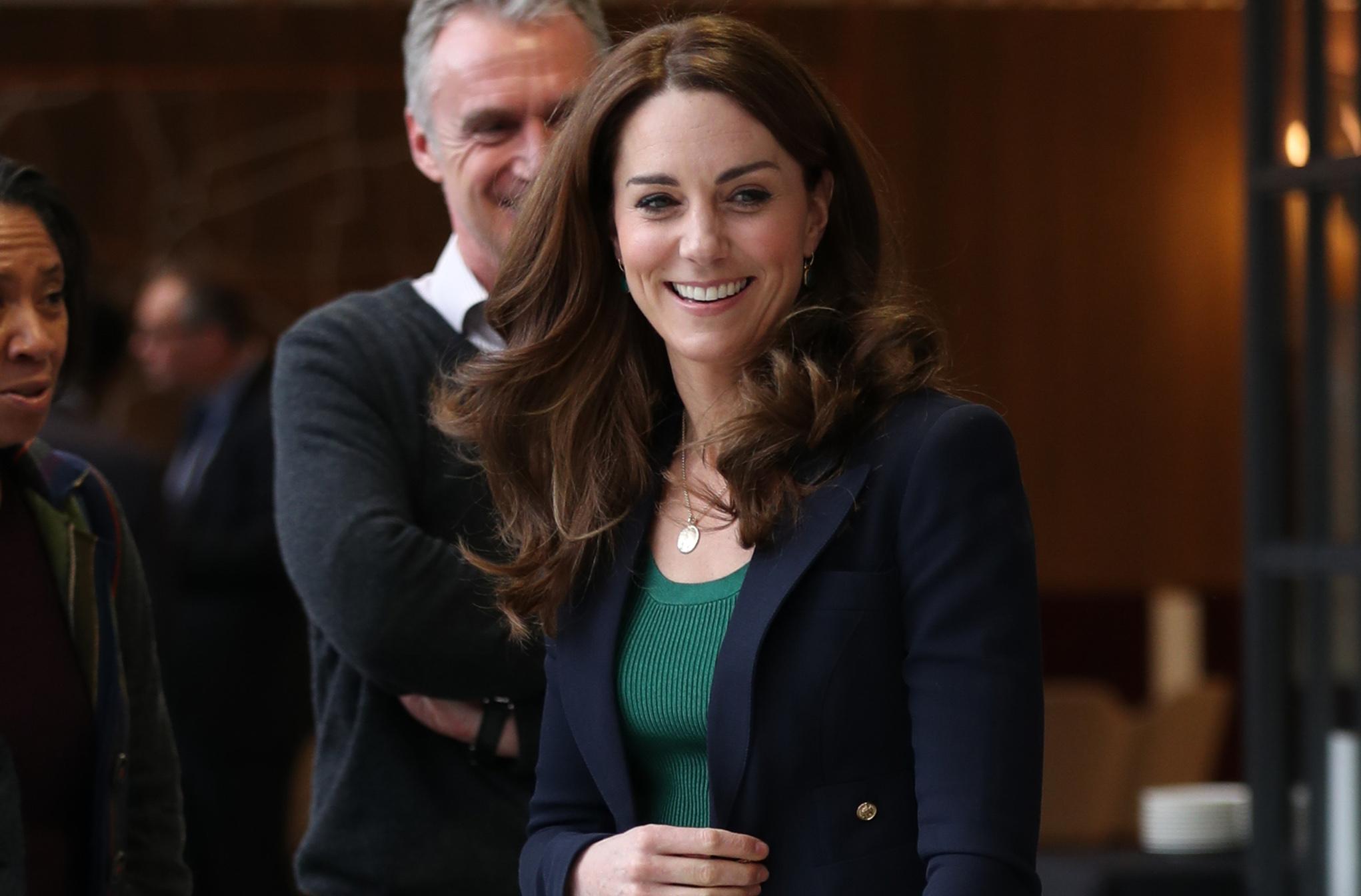 The Duchess of Cambridge - cover