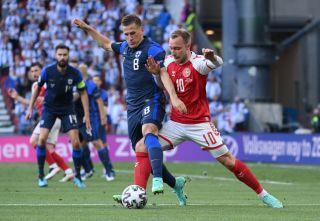 Christian Eriksen, Denmark, Euro 2020