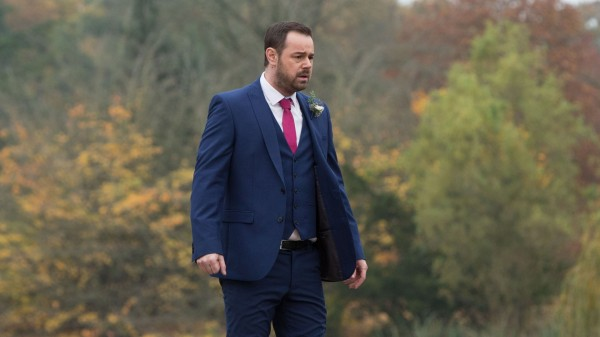 Danny Dyer in EastEnders