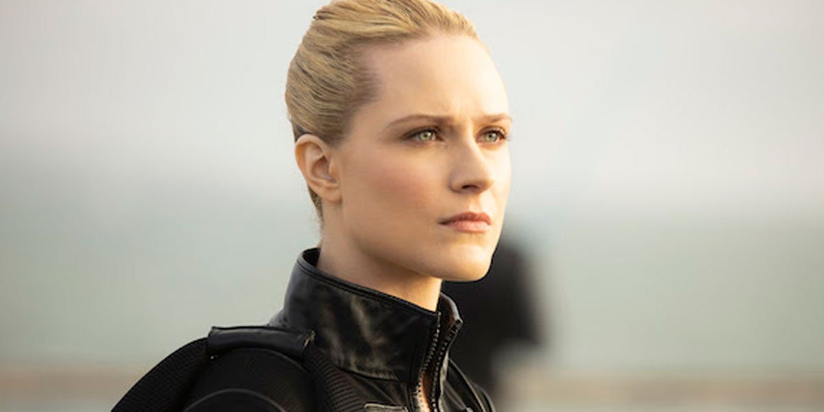 Evan Rachel Wood Westworld