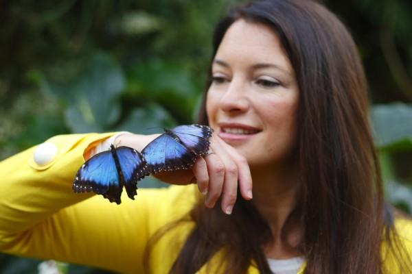 Television horticulturalist Rachel de Thame