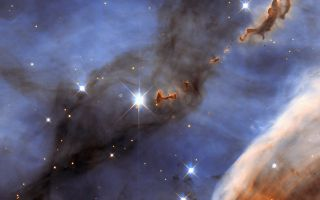 Evaporating Blobs of the Carina Nebula