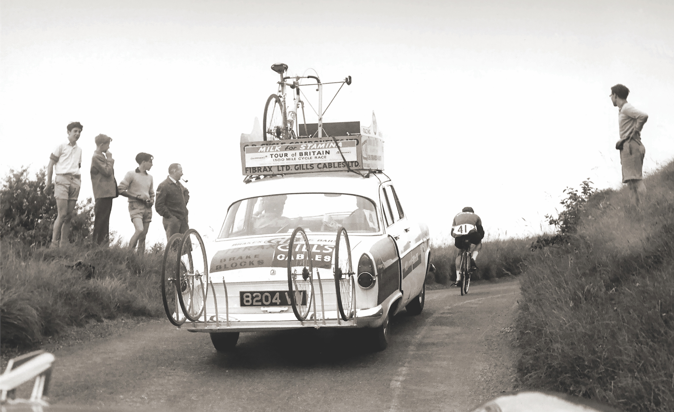 130 years of cycling - the stories behind our archive photography - Cycling Weekly