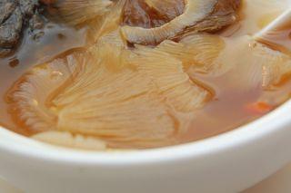 Shark fin soup. Credit: Flickr user chee.hong